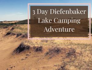 Diefenbaker Lake Adventure (1)