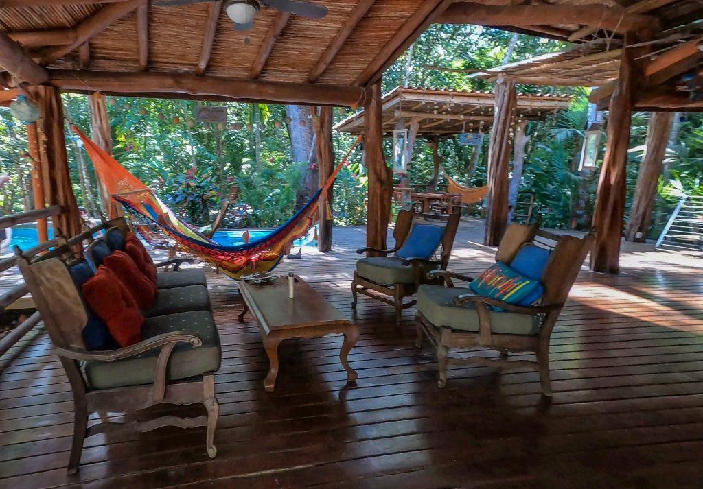 Casa Kupu-kupu outside