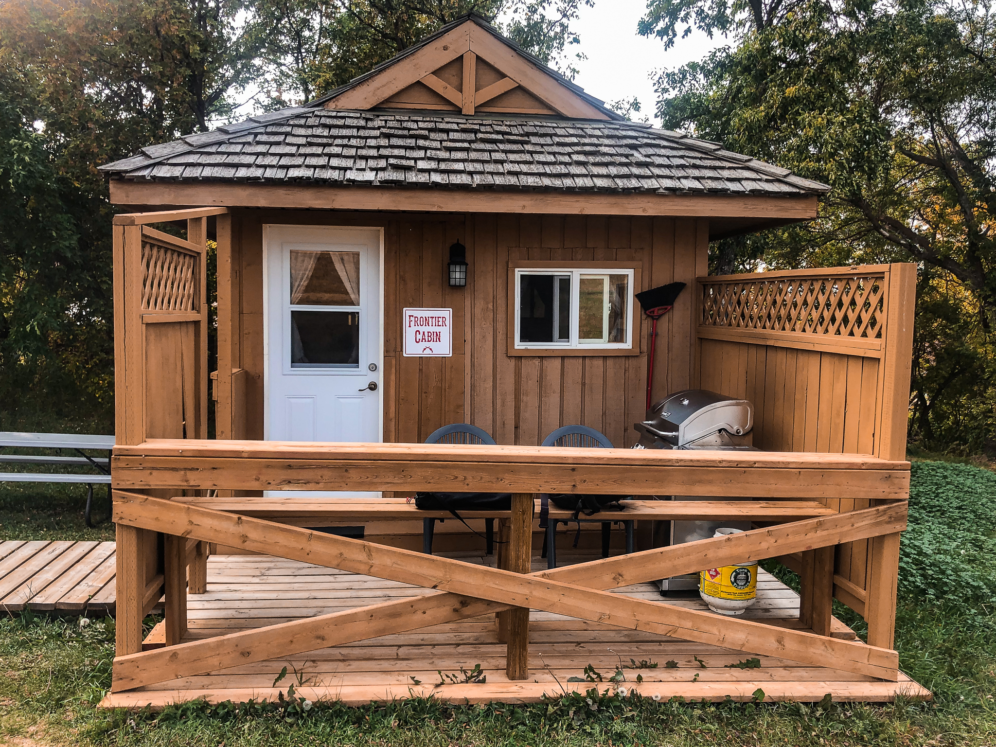 Tiny Home in Cypress Hills