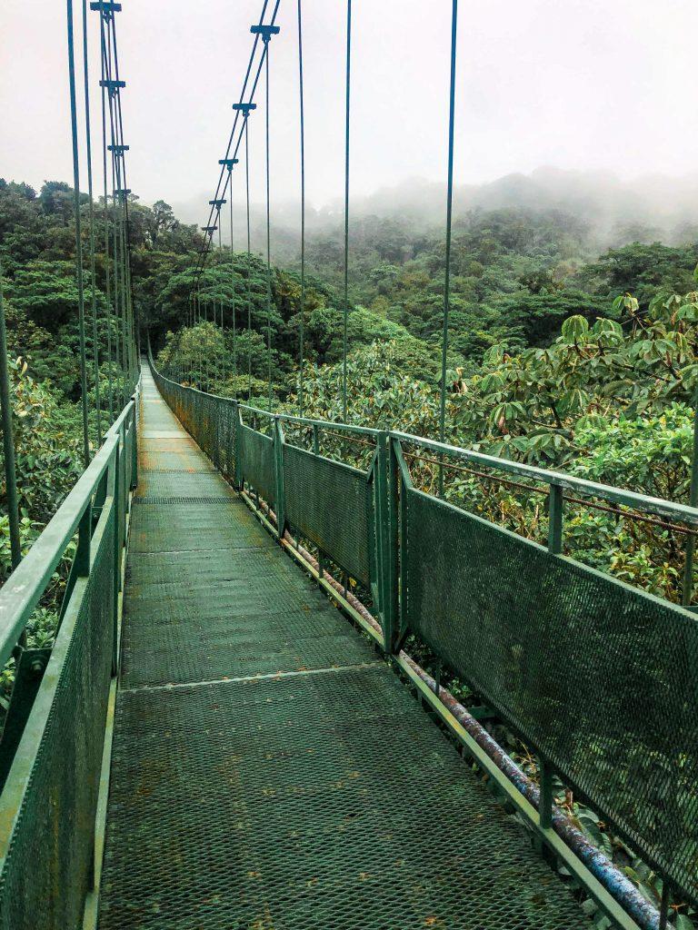 Hanging Bridges Costa Rica