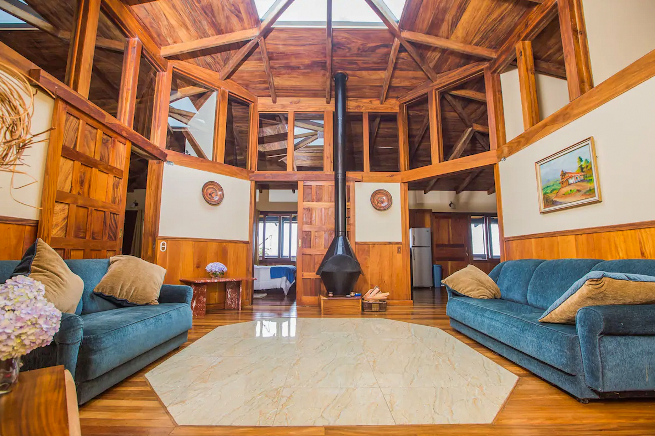 Linda Vista Green Soul Living Room