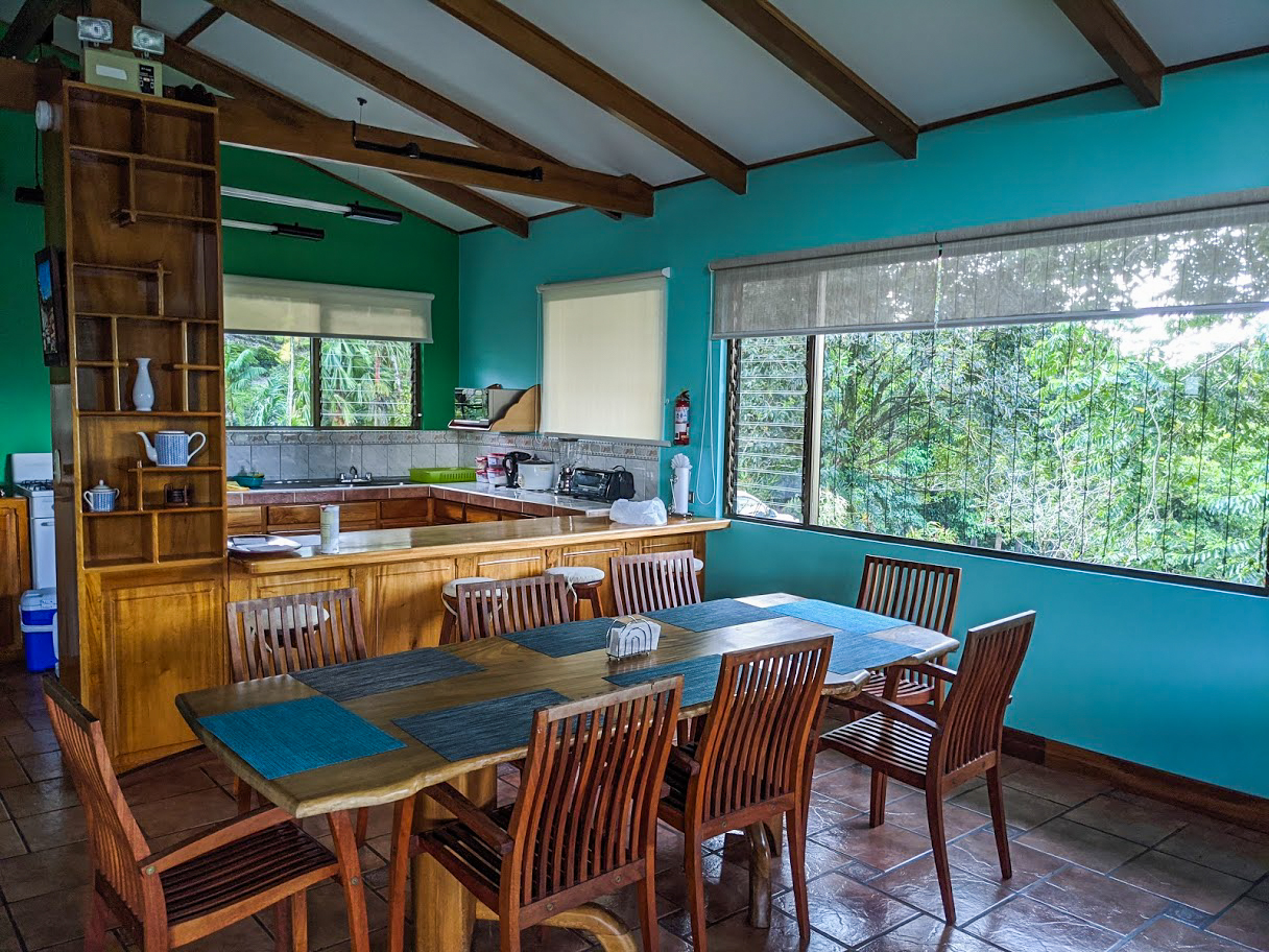 Arenal Villa Kitchen