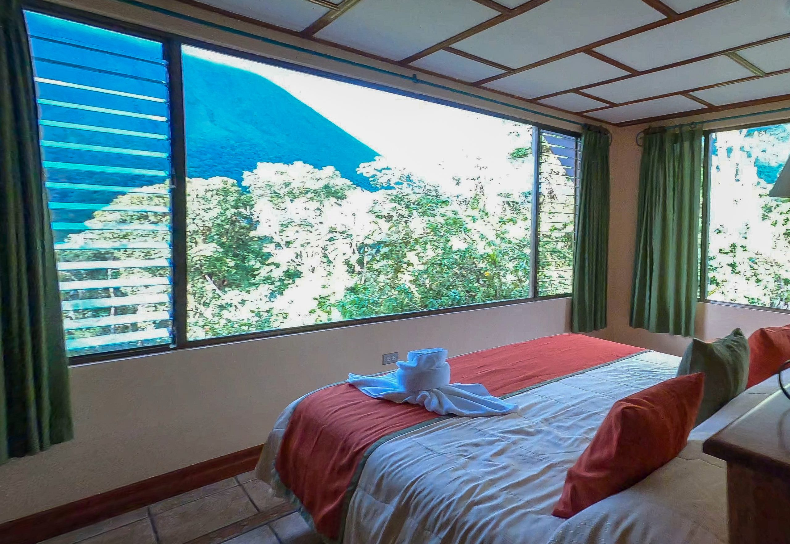 Arenal Observatory Bedroom