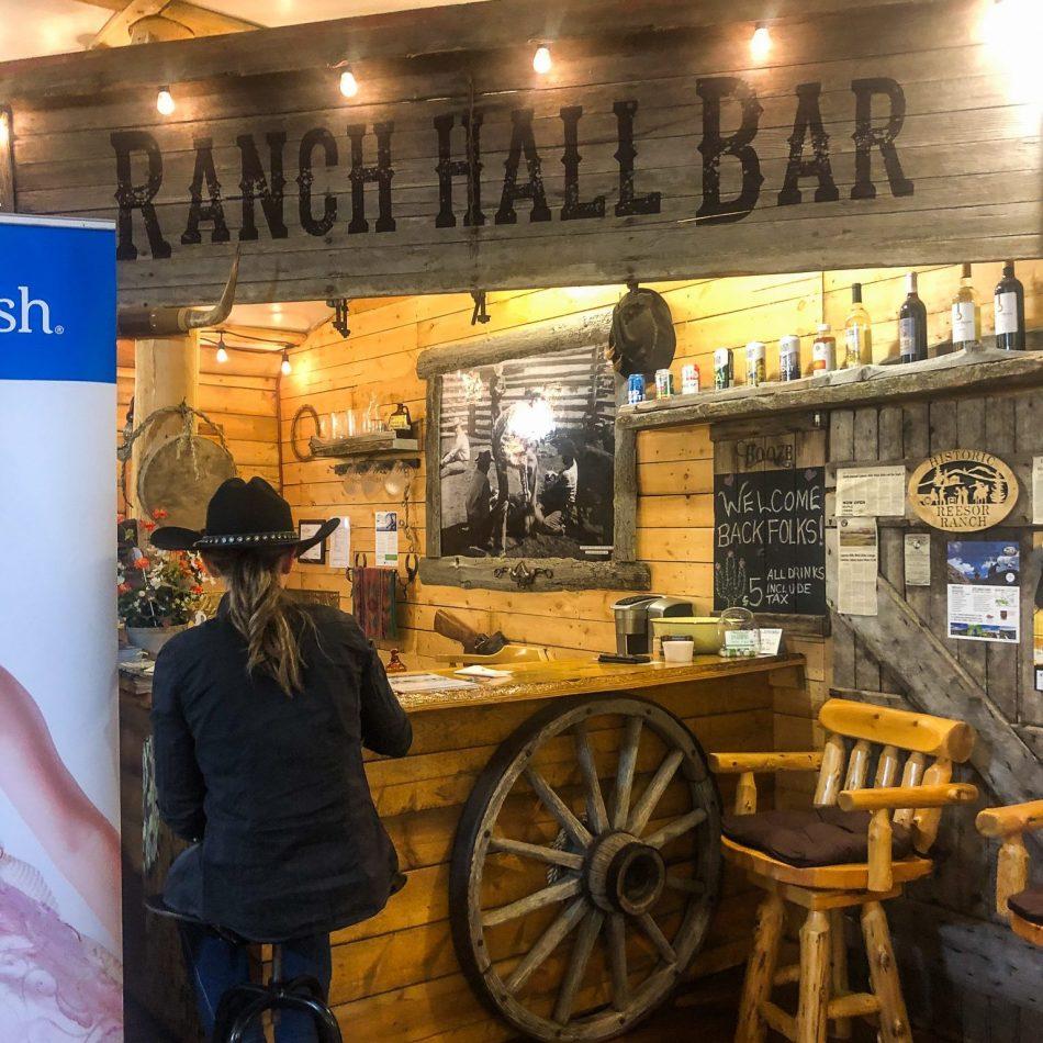 Reesor Ranch Saloon
